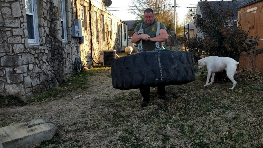 Tire Carry 1-5-2020